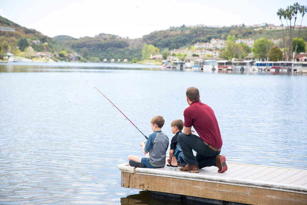 Fishing, Lakehouse Hotel and Resort