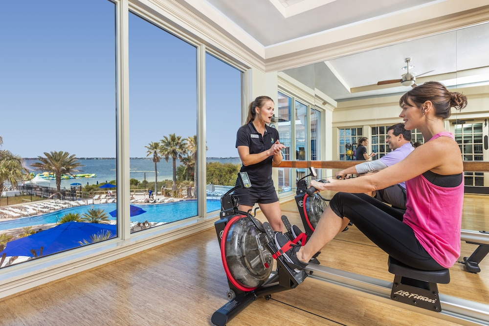 Fitness Facility, Portofino Island Resort
