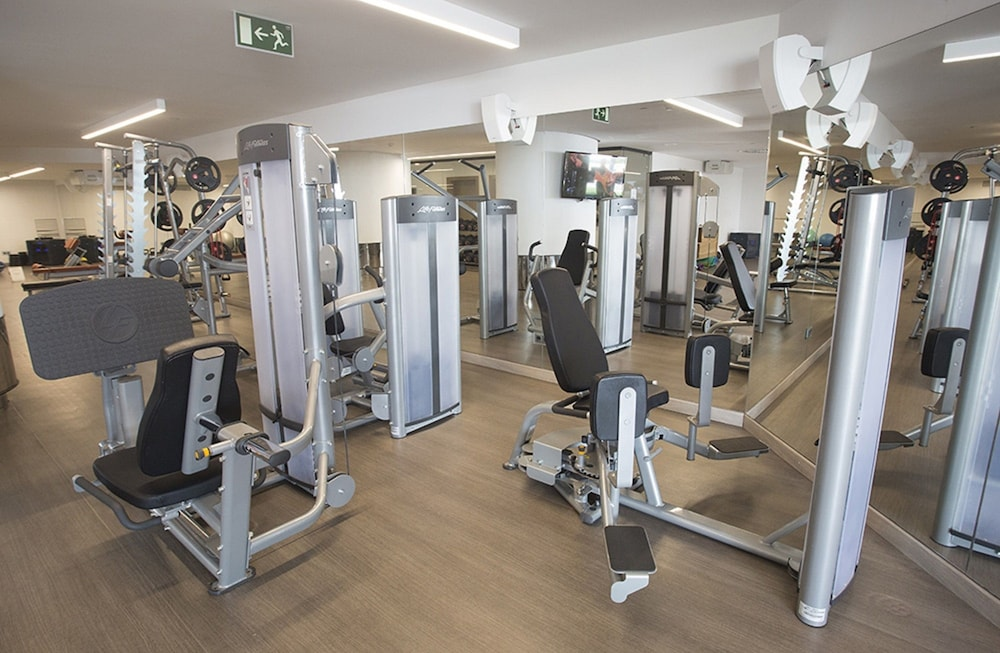 Sports Facility, Ushuaia Ibiza Beach Hotel