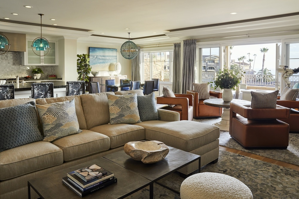 Living Room, Montage Laguna Beach