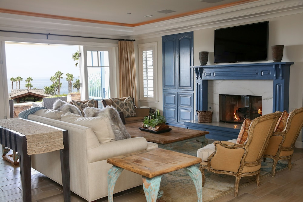 Living Area, Montage Laguna Beach