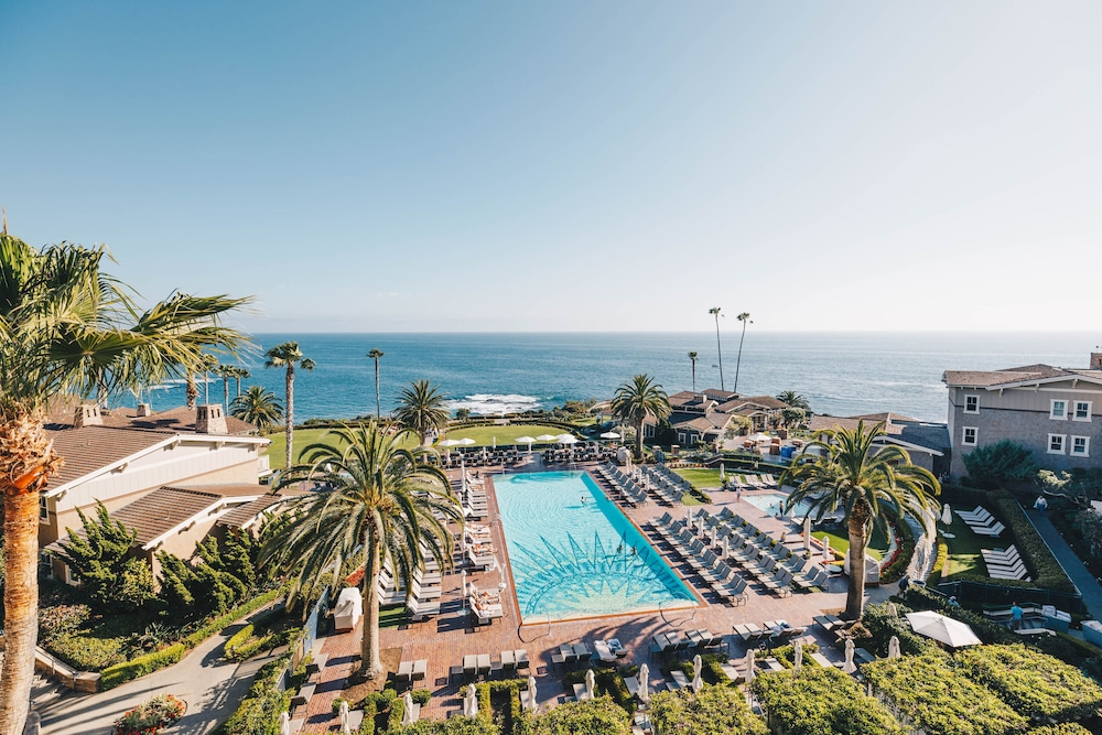 Outdoor Pool, Montage Laguna Beach