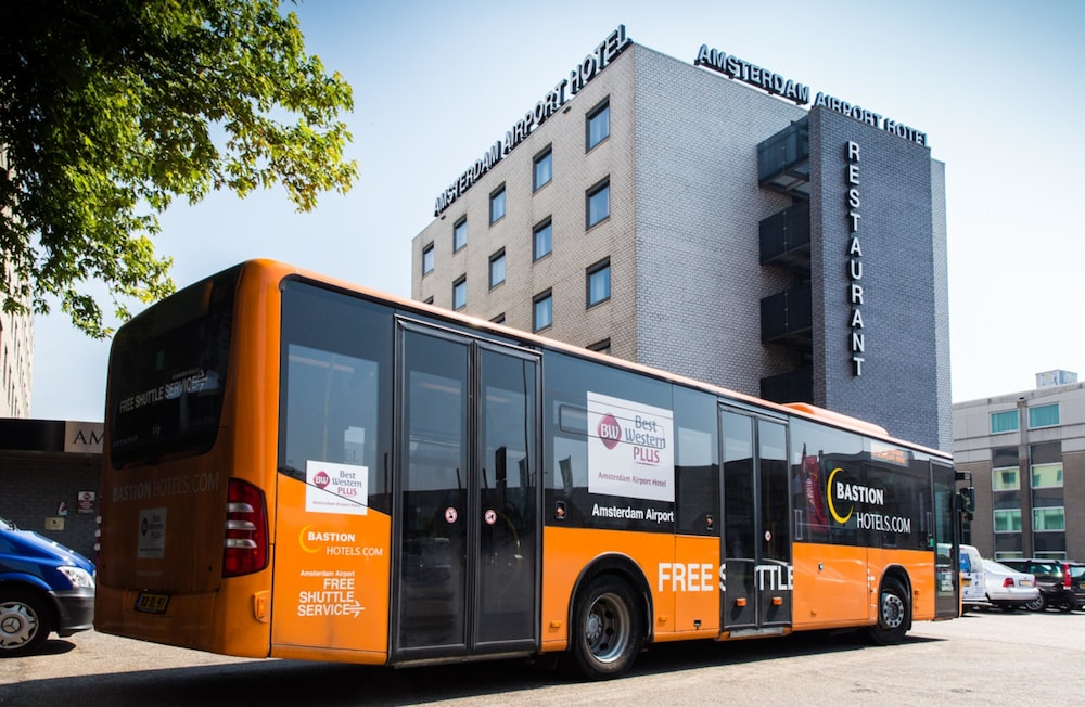 Airport Shuttle, Best Western Plus Amsterdam Airport Hotel