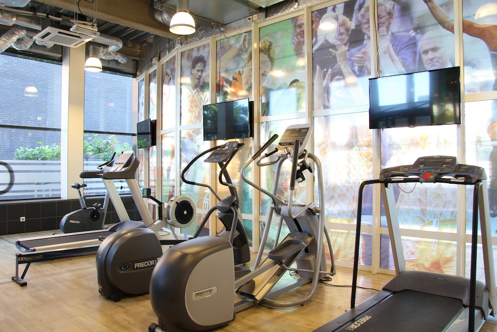 Fitness Facility, Best Western Plus Amsterdam Airport Hotel