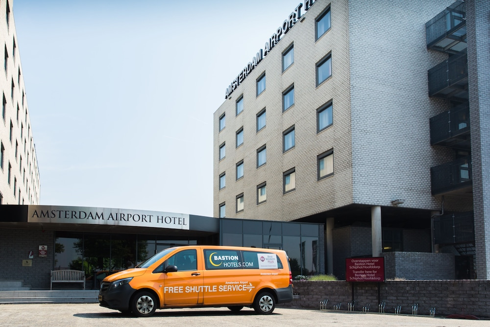 Front of Property, Best Western Plus Amsterdam Airport Hotel