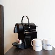 Kaffe på værelset