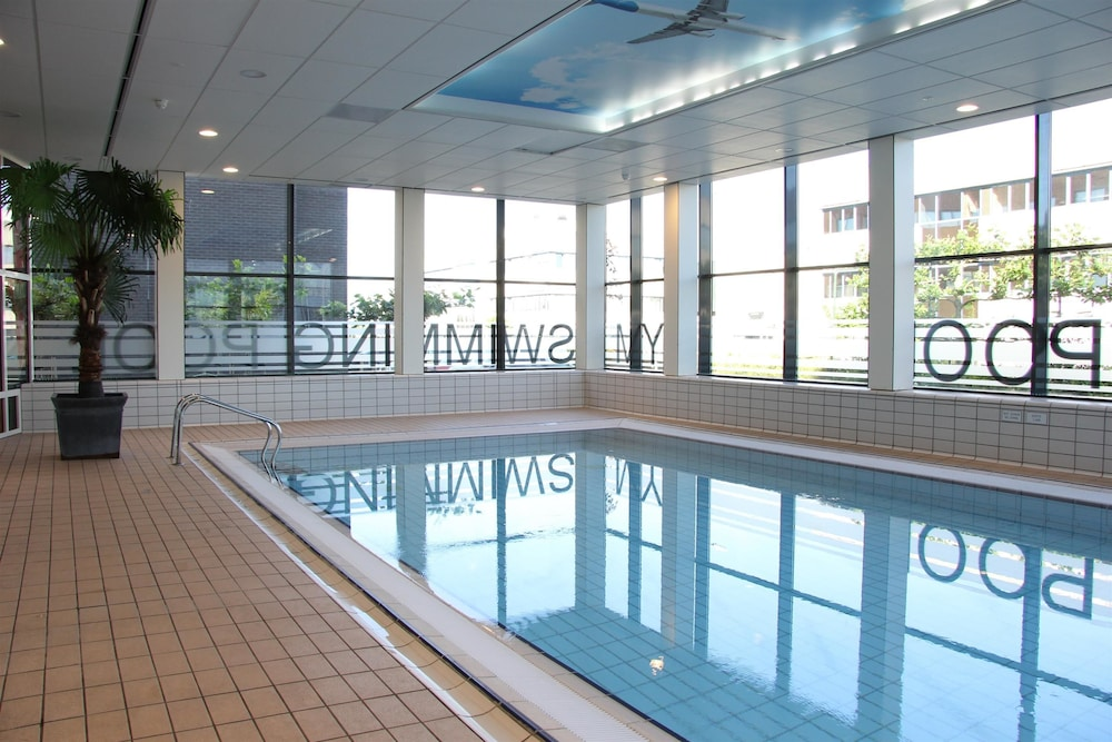 Indoor Pool, Best Western Plus Amsterdam Airport Hotel