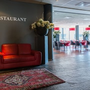Lounge i lobby