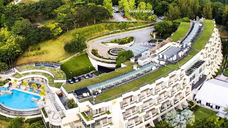 PULSE GRANDE Hotel (Formerly known as Putrajaya Shangri-La)