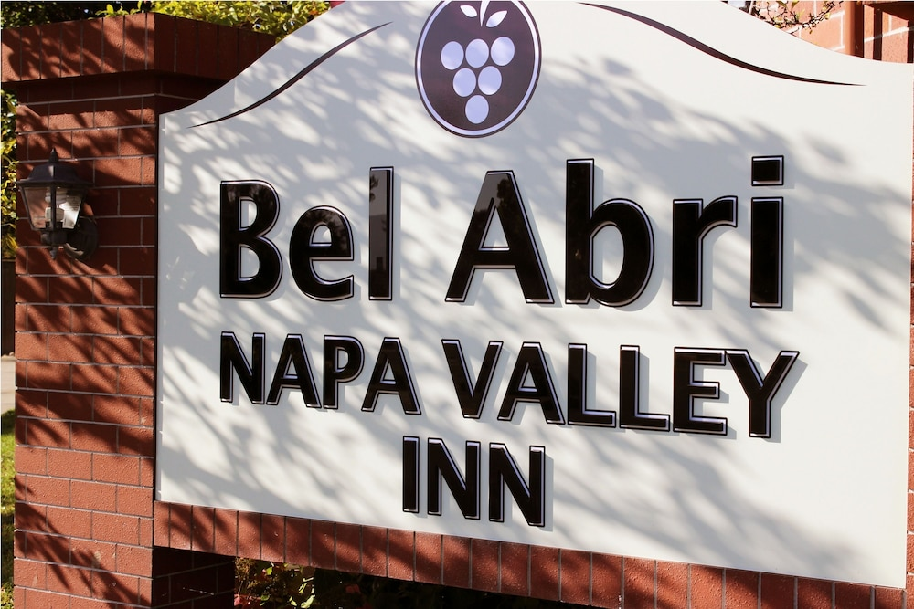 Front of Property, Bel Abri Napa Valley Inn