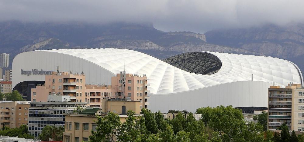 Hotel Kyriad Marseille Velodrome