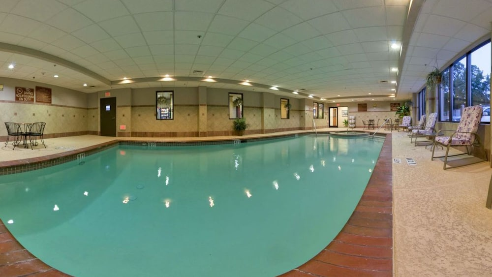 Indoor Pool, Holiday Inn Express & Suites Houston - Memorial Park Area, an IHG Hotel