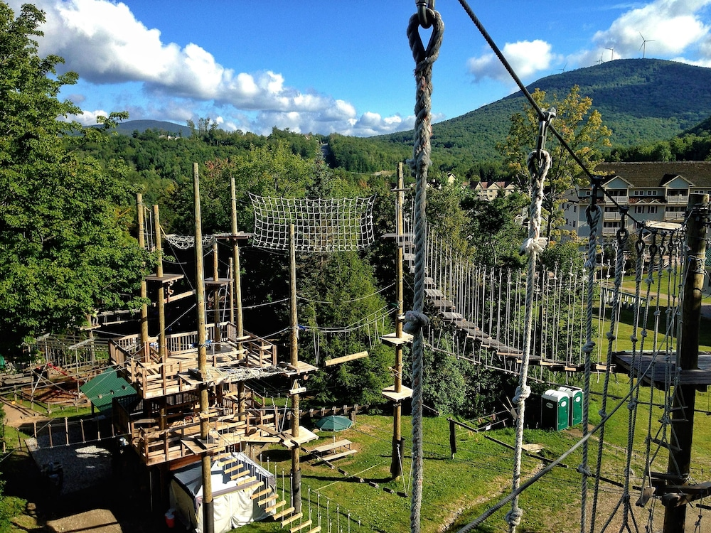 Ropes Course (Team Building), Jiminy Peak Mountain Resort