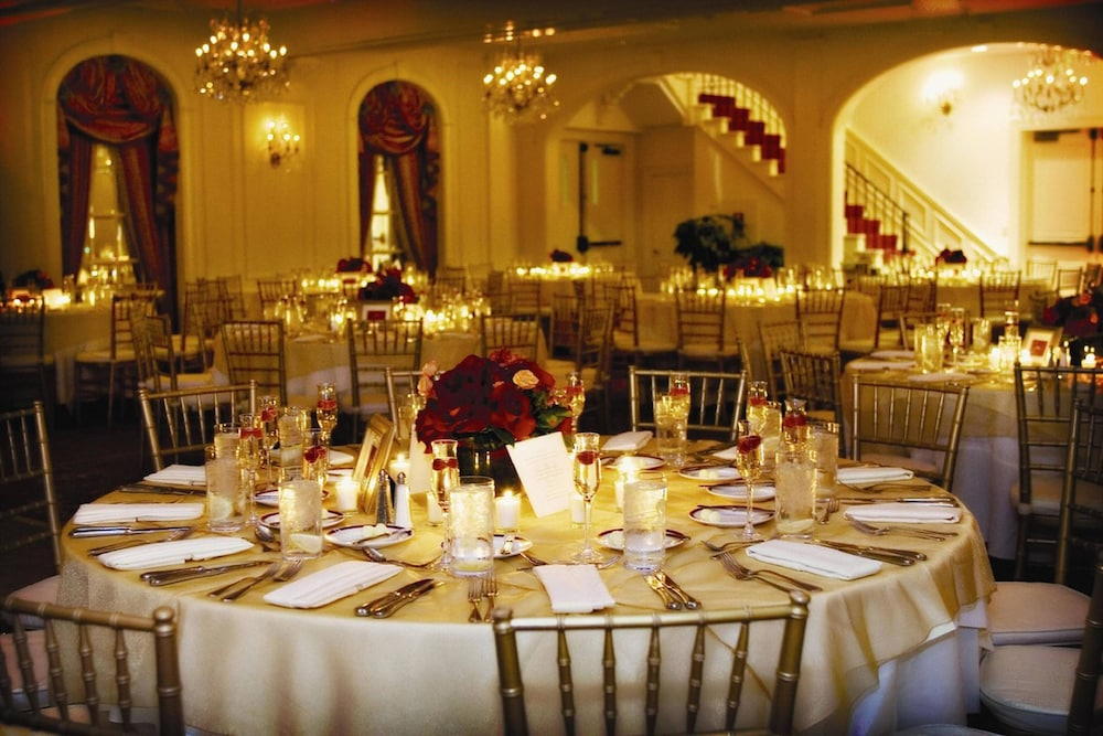 Banquet Hall, Wentworth by the Sea, A Marriott Hotel & Spa