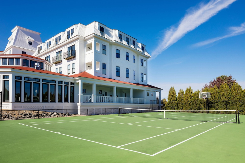 Sports Facility, Wentworth by the Sea, A Marriott Hotel & Spa