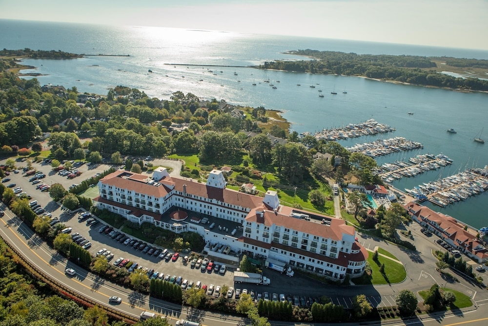 Aerial View, Wentworth by the Sea, A Marriott Hotel & Spa