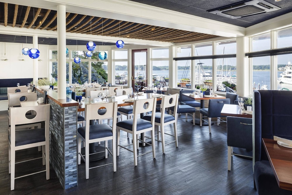 Restaurant, Wentworth by the Sea, A Marriott Hotel & Spa