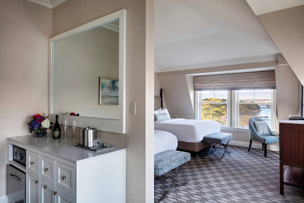 Room, Wentworth by the Sea, A Marriott Hotel & Spa