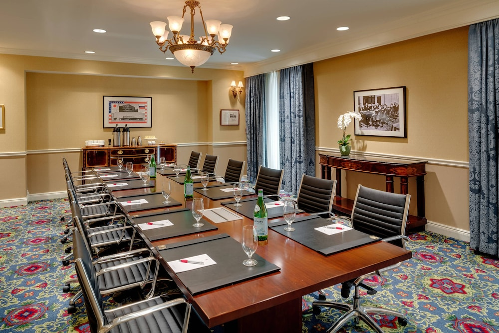 Meeting Facility, Wentworth by the Sea, A Marriott Hotel & Spa