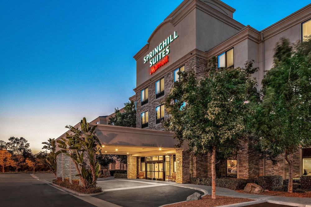 Exterior, SpringHill Suites by Marriott San Diego-Scripps Poway