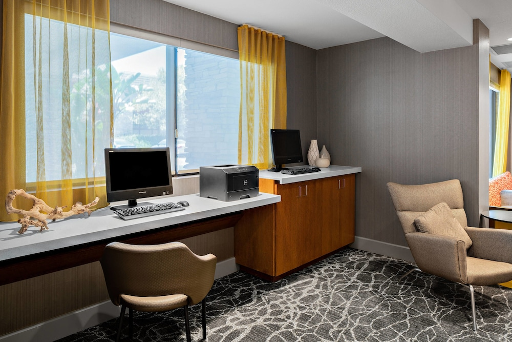 Business Center, SpringHill Suites by Marriott San Diego-Scripps Poway