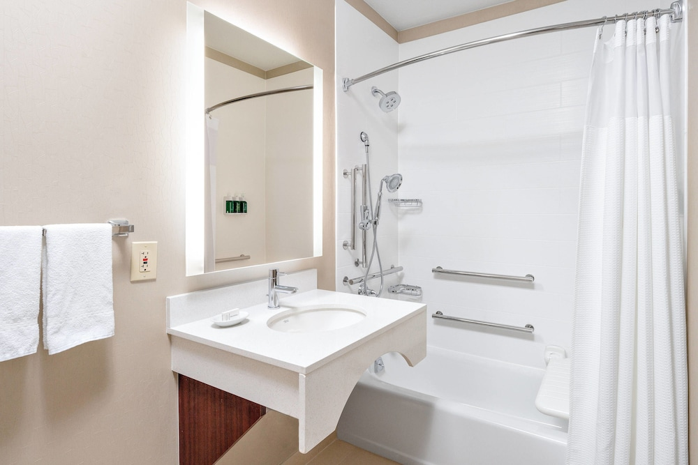 Bathroom, SpringHill Suites by Marriott San Diego-Scripps Poway