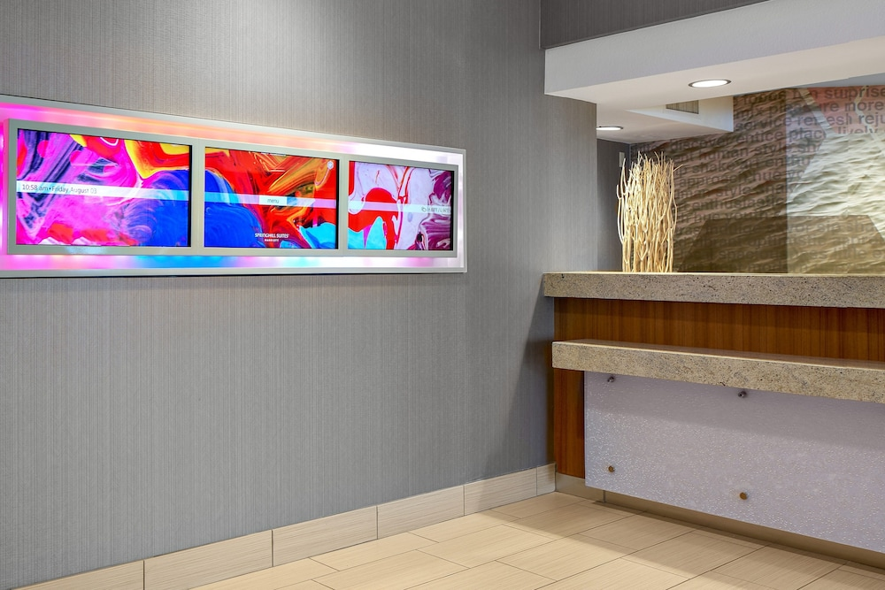 Reception, SpringHill Suites by Marriott San Diego-Scripps Poway