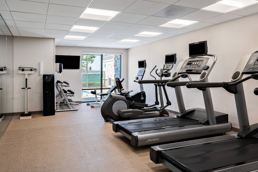 Fitness Facility, SpringHill Suites by Marriott San Diego-Scripps Poway