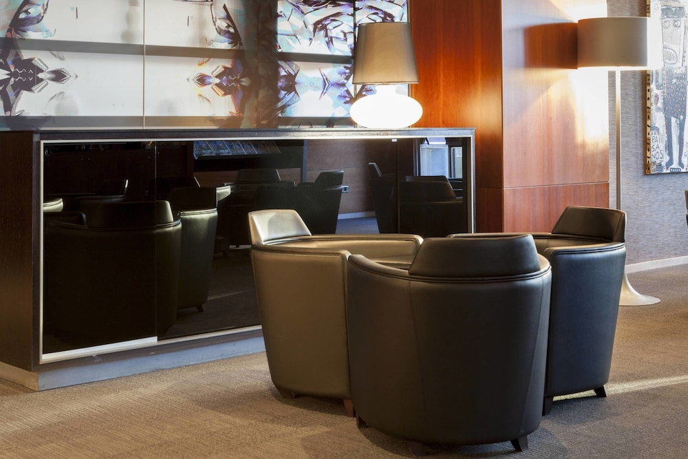 Lounge, AC Hotel Murcia by Marriott