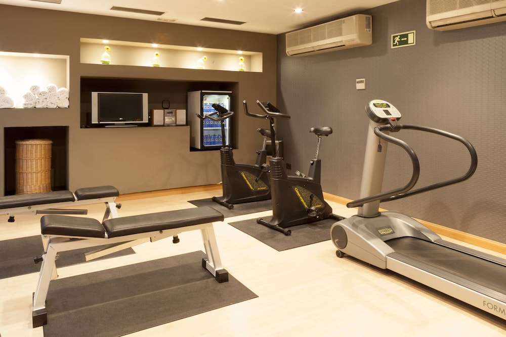 Gym, AC Hotel Murcia by Marriott