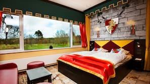 Allergivenligt sengetøj, individuelt design, individuel indretning