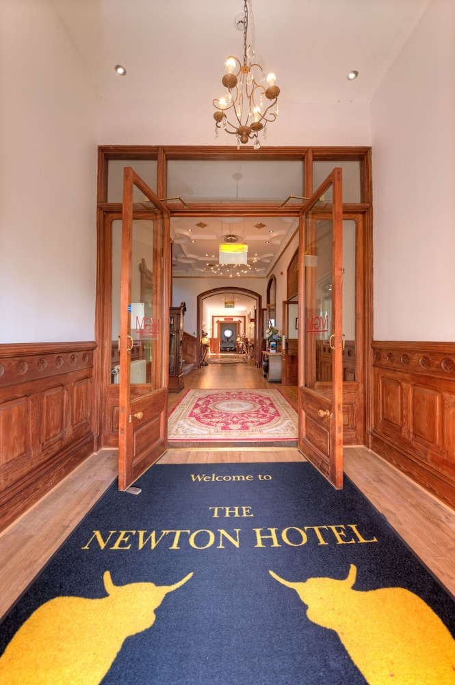 Property Entrance, Muthu Newton Hotel (Near Inverness Airport)