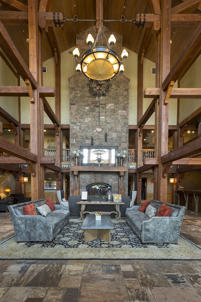 Lobby Sitting Area, Lodges at Deer Valley