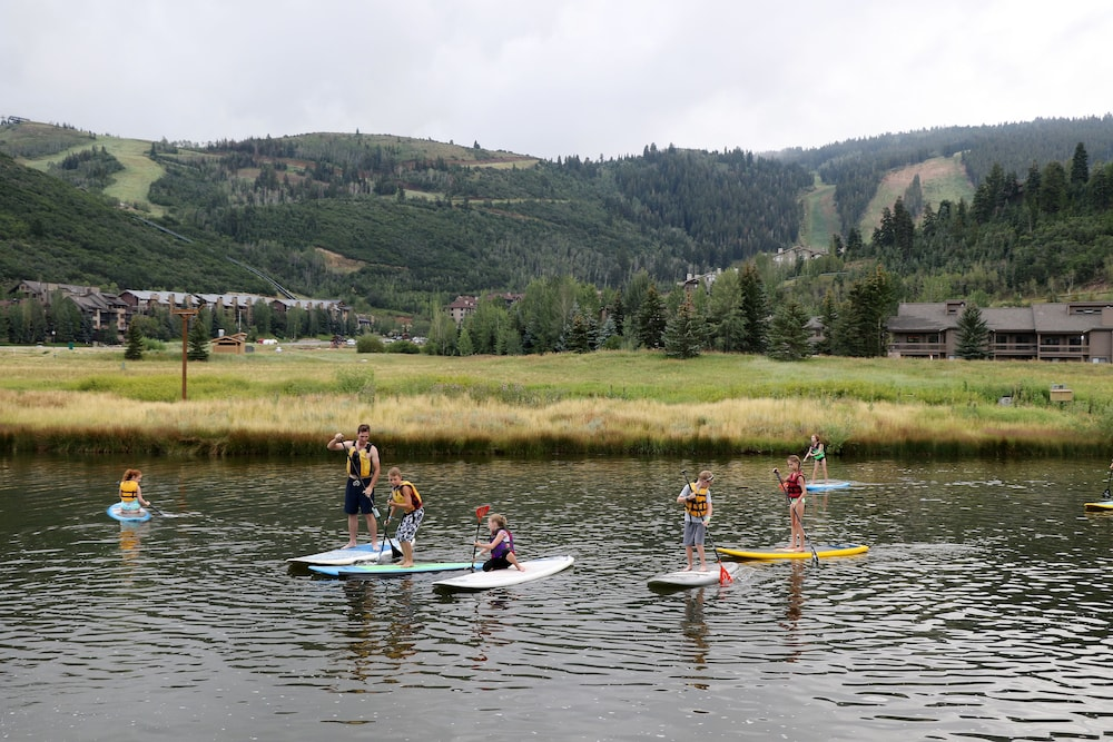 Kayaking, Lodges at Deer Valley