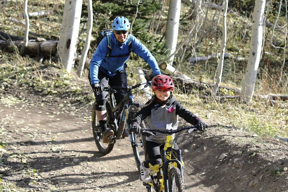 Bicycling, Lodges at Deer Valley