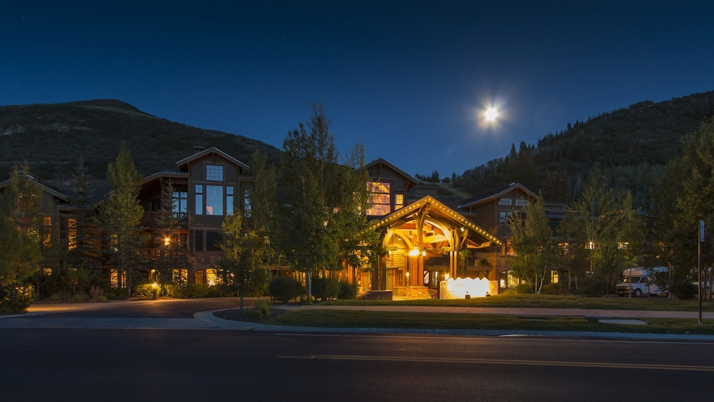 Exterior, Lodges at Deer Valley