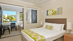 In-room safe, iron/ironing board, cots/infant beds, WiFi