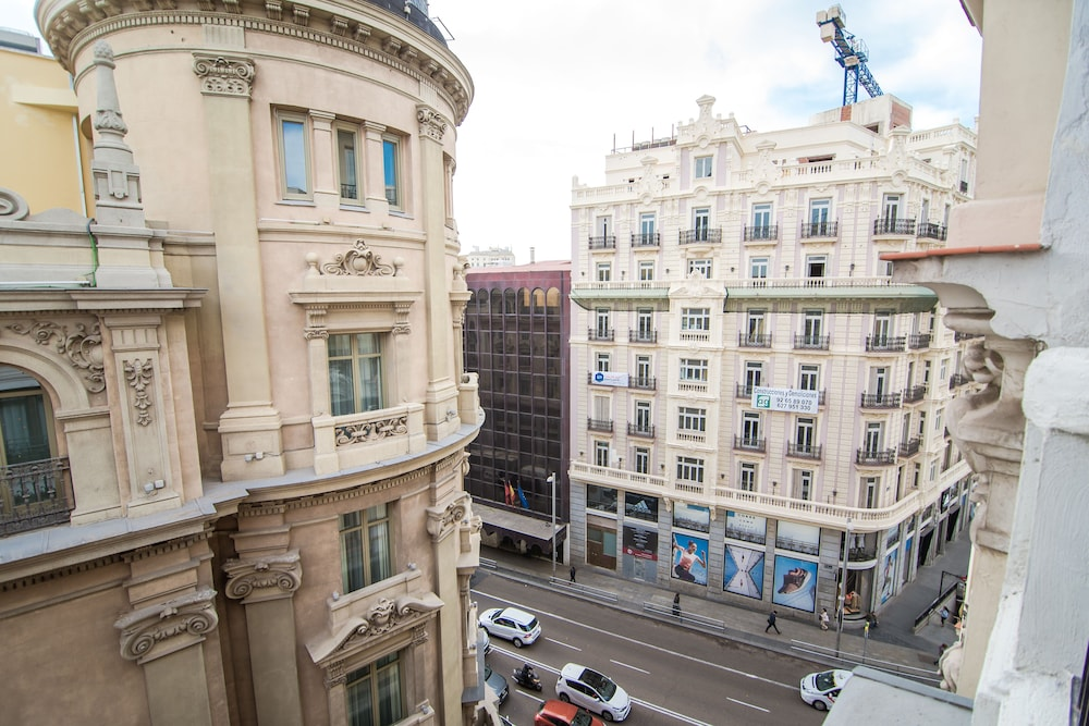 View from Room, Petit Palace Chueca