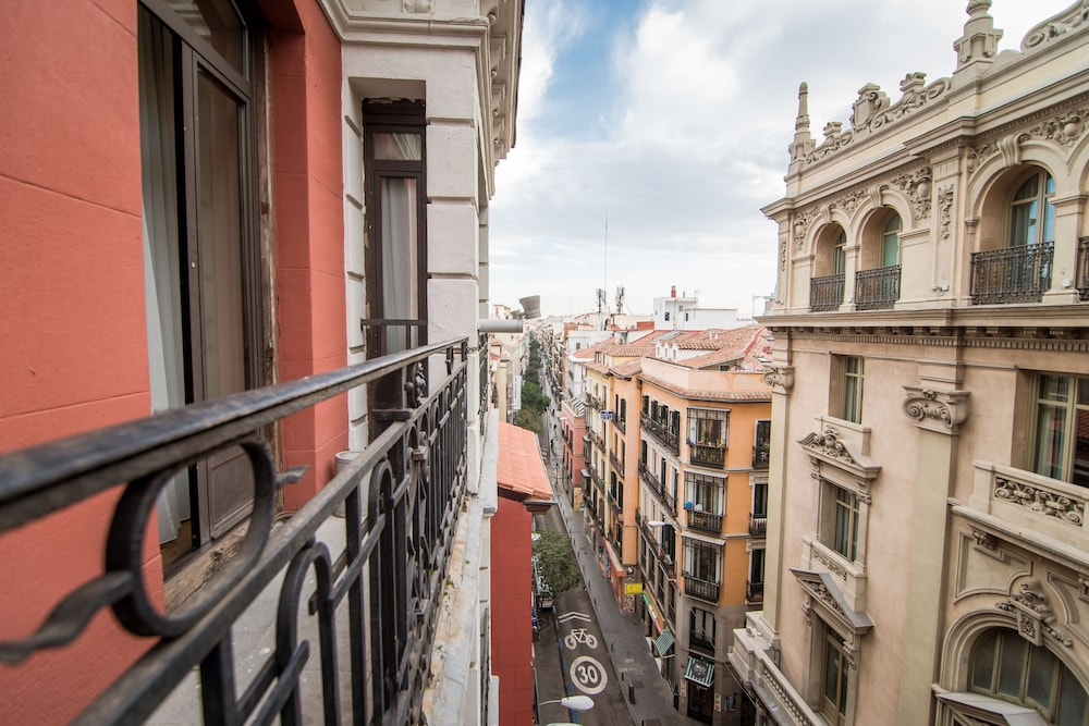 View from Property, Petit Palace Chueca