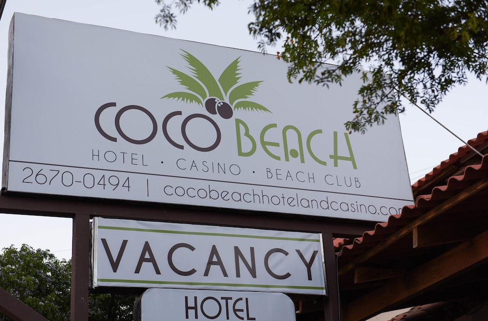 Property Entrance, Coco Beach Hotel