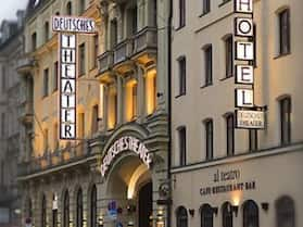 Hotel Deutsches Theater Downtown