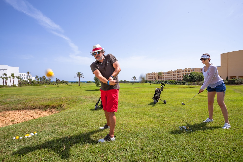 Golf, Nour Palace Thalasso & Spa - All Inclusive