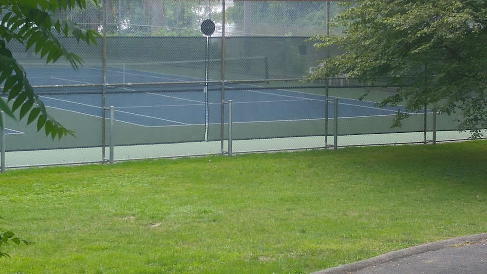 Tennis Court, Old Mill Toronto