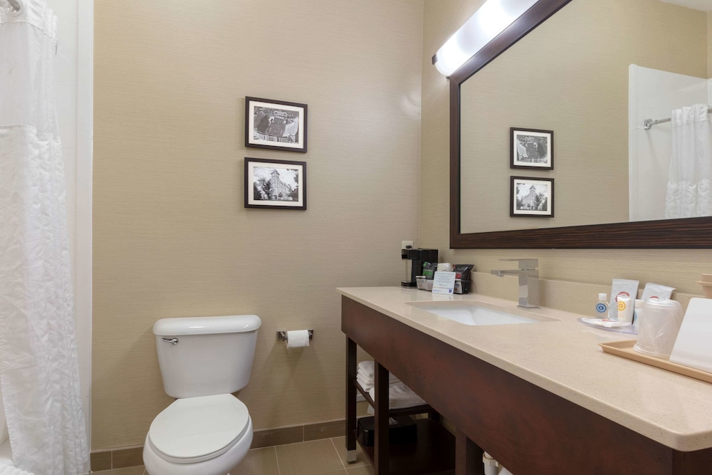 Room, Comfort Inn & Suites Fayetteville-University Area