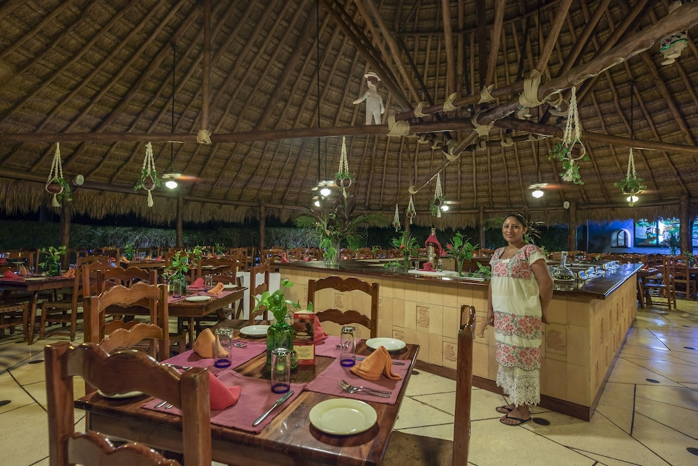 Restaurant, The Lodge At Uxmal