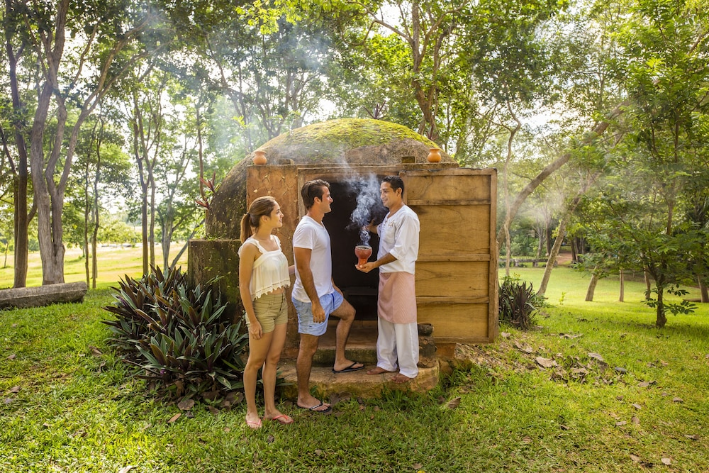 Spa Treatment, The Lodge At Uxmal