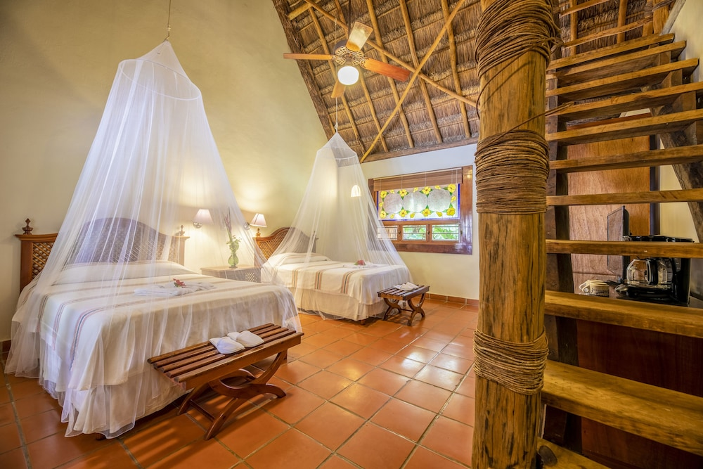 Room, The Lodge At Uxmal