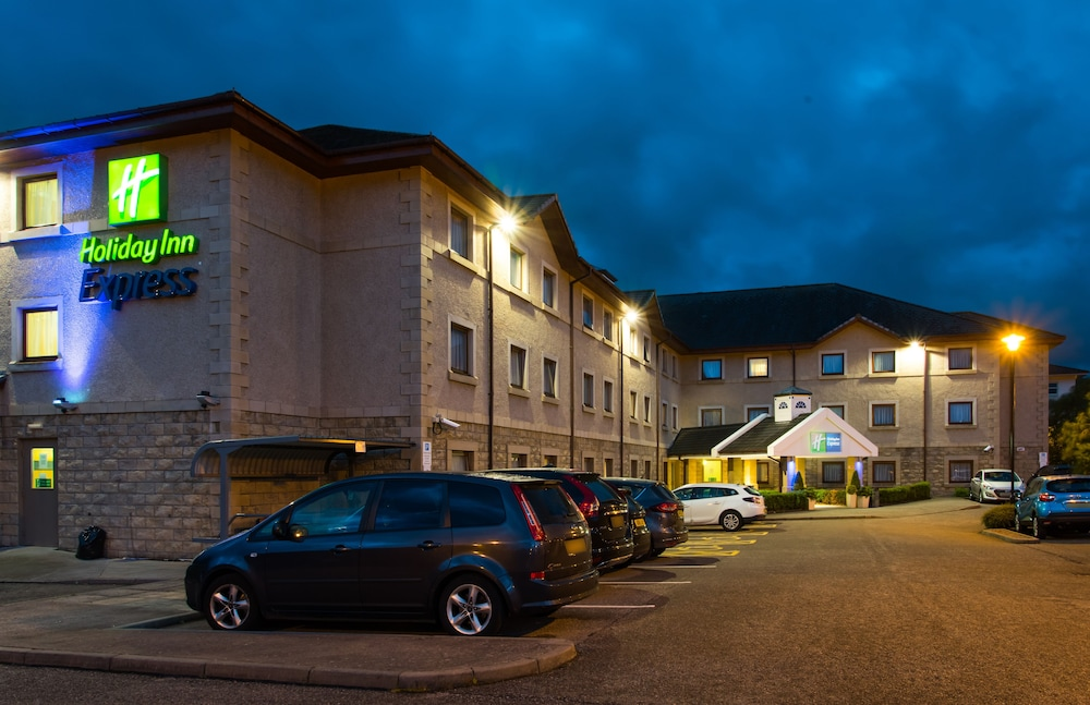Exterior, Holiday Inn Express Inverness
