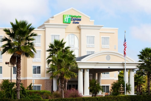 Check Expedia for Availability of Holiday Inn Express Hotel & Suites New Tampa I-75