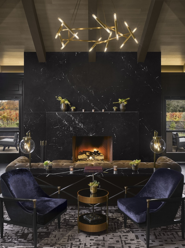 Lobby, Villagio at The Estate Yountville